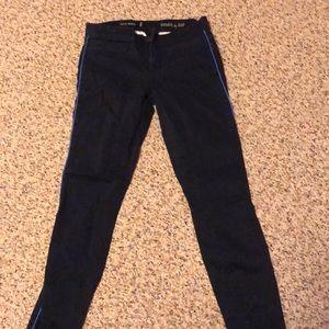 Cargo pants navy blue